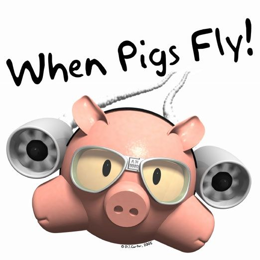 When Pigs Fly! Or Do They? bESTology Week 13 – Friends of BEST in ...